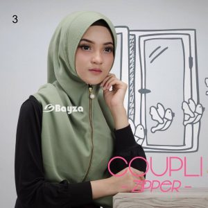 COUPLI ZIPPER BY SAYRA