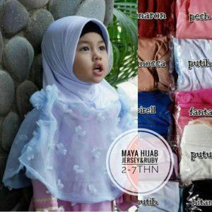 Grosir Jilbab Anak MAYA HIJAB