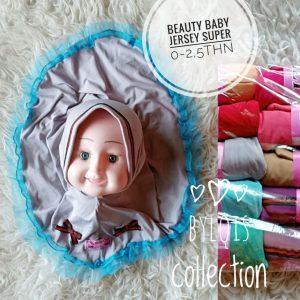 Grosir Jilbab Anak BEAUTY BABY