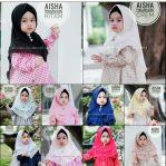 Grosir Jilbab Anak AISHA KIDS