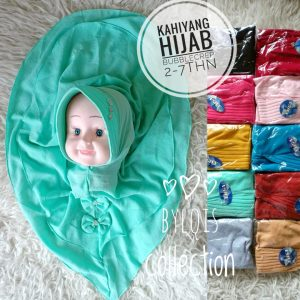 Kahiyang Hijab Grosir Jilbab Anak