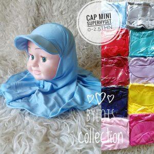 Cap Mini – grosir jilbab anak