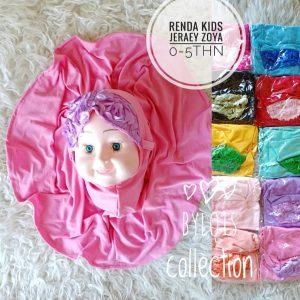 Renda Kids Grosir Jilbab Anak