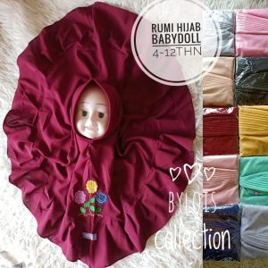 Rumi Hijab grosir jilbab anak