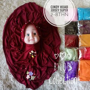 Cindy Hijab grosir jilbab anak