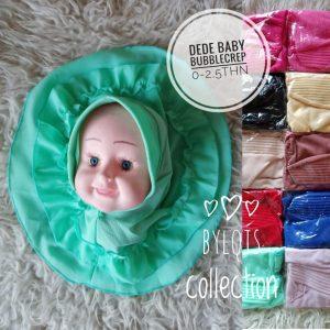 Dede baby grosir jilbab anak