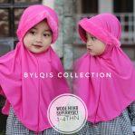 Wool hijab grosir jilbab anak