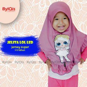 Jelita hijab LOL LED
