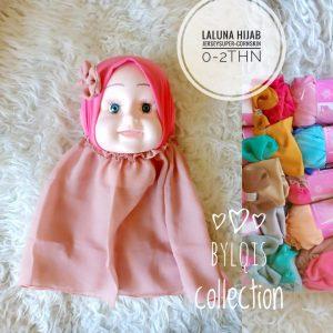 Laluna hijab grosir jilbab anak