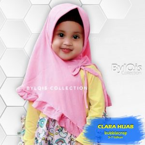 Clara hijab grosir jilbab anak