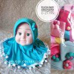 Felicia baby grosir jilbab anak