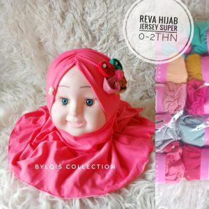 Reva hijab grosir jilbab anak