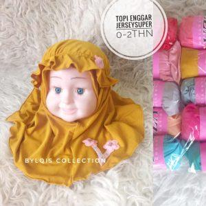 Topi enggar grosir jilbab anak
