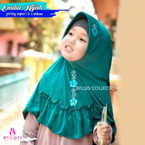 Emilia hijab grosir jilbab anak