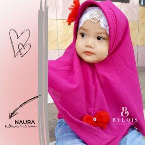 Naura hijab grosir jilbab anak