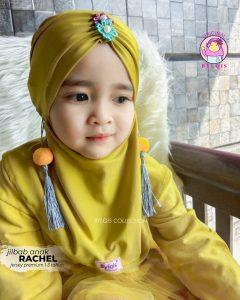Jilbab anak rachel