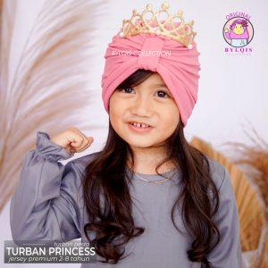 Turban anak Princess
