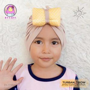 Turban zibow turban anak