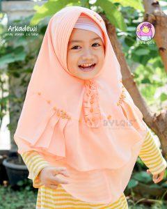 Arkadewi grosir jilbab anak