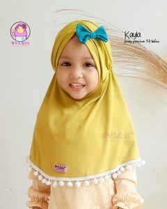 Kayla grosir jilbab anak
