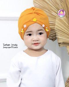 Turban anak lovely