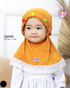 Jilbab anak ayunda
