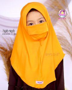 Hijab niqab anak