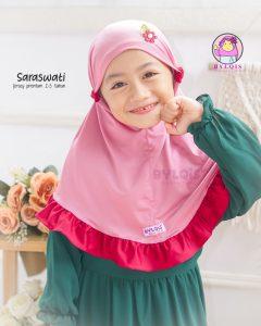 Jilbab anak saraswati